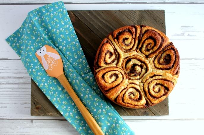 1st Oreo Cinnamon Roll